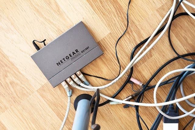 GladTeknik hjælper med opsætning af router, både for private og erhverv!