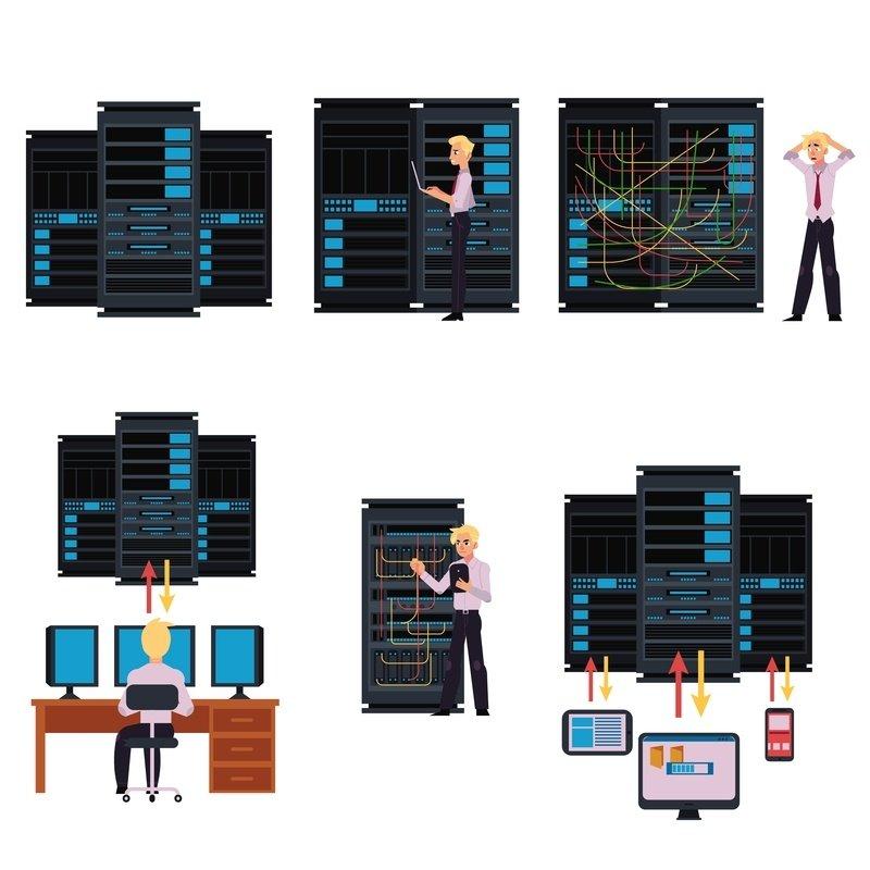 Opsætning af NAS server kan være en smule kompliceret - men der er hjælp at hente!