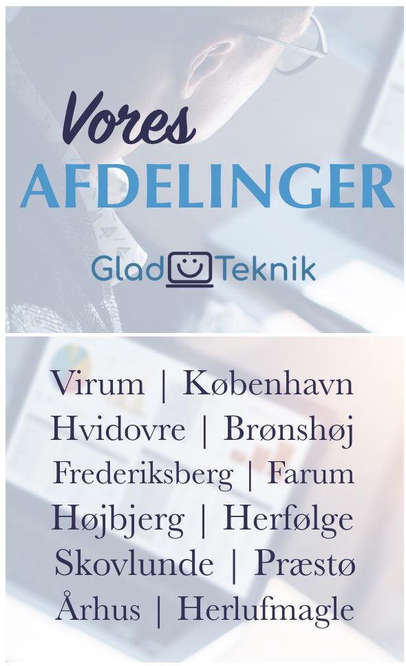 Vores afdelinger er Virum København Hvidovre Brønshøj Frederiksberg Farum Højbjerg Herfølge Skovlunde Præstø Århus og Herlufmagle
