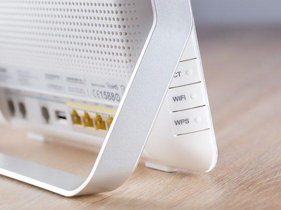 Opsætning af router