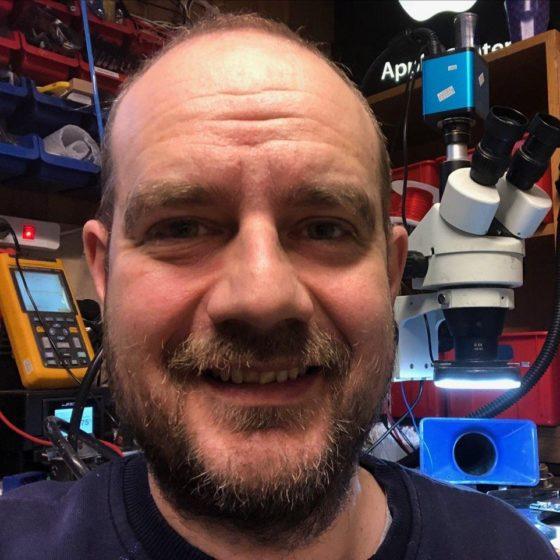 Martin S. - Elektronikingeniør, Apple Certificeret Mac Tekniker (ACMT 2014, 2016 og 2018)