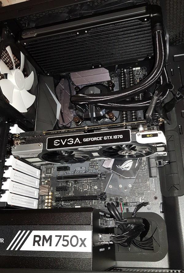 Custom Build din egen Stationær Gamer eller Workstation PC.
