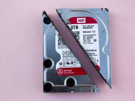 slette data permanent fra harddisk