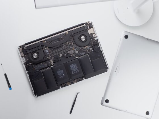 MacBook reparationer