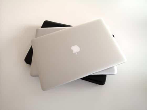 Salg af gamle Macbooks
