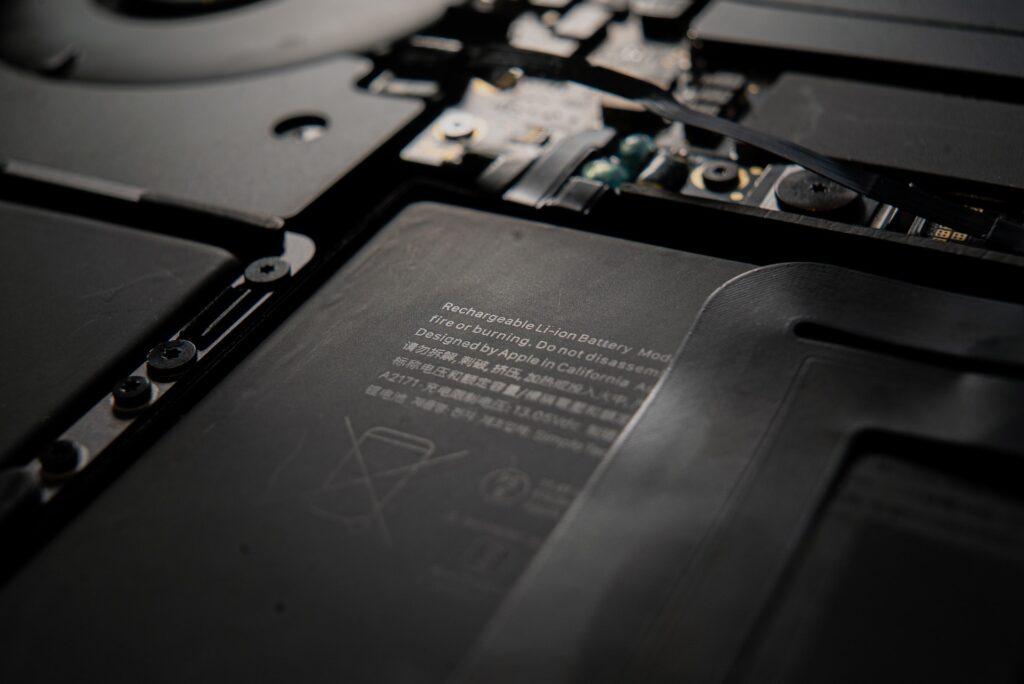 MacBook batteri